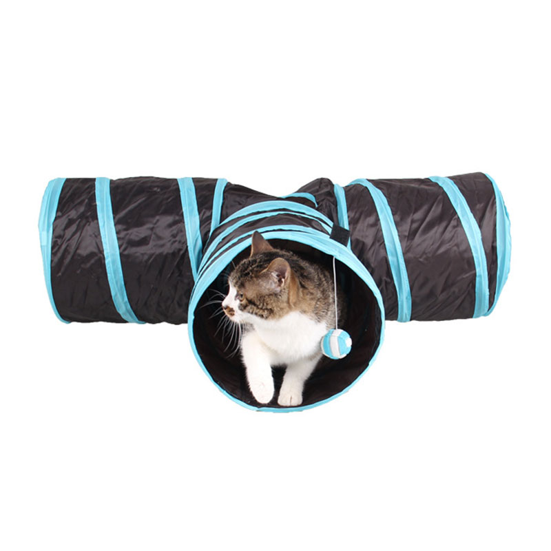3 Directions Cat Tunnel